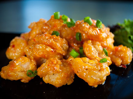 Bang Bang Shrimp at Boondocks Florida Keys