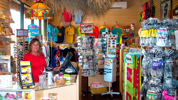 Boondocks Florida Keys Gift Shop