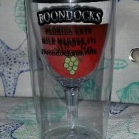 Boondocks Vino To Go Thermal Wine Cup with sip lid
