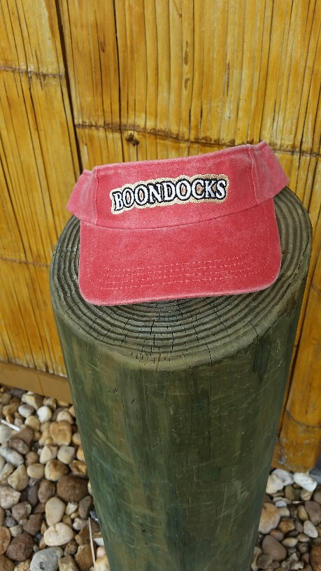 Bonndocks visor front view