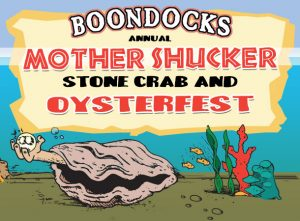 Boondocks Mother Shucker Stone Crab and Oysterfest Florida Keys