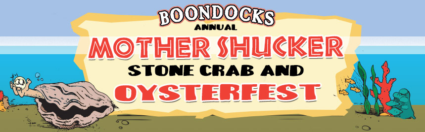 Boondocks Oysterfest Florida Keys