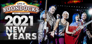 Red Elvises on New Years Eve 2021 Live at Boondocks